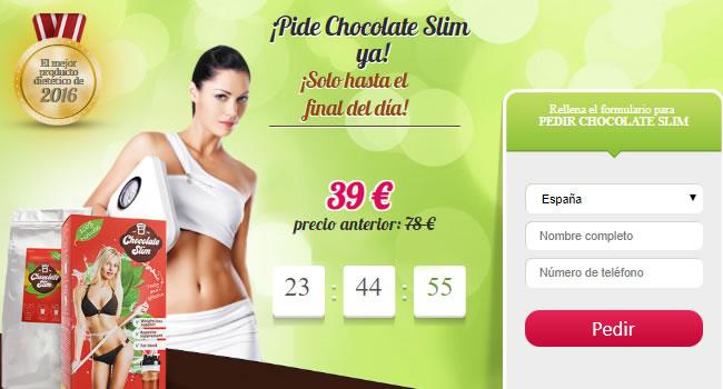 ¿Quieres saber Como se toma Chocolate Slim?